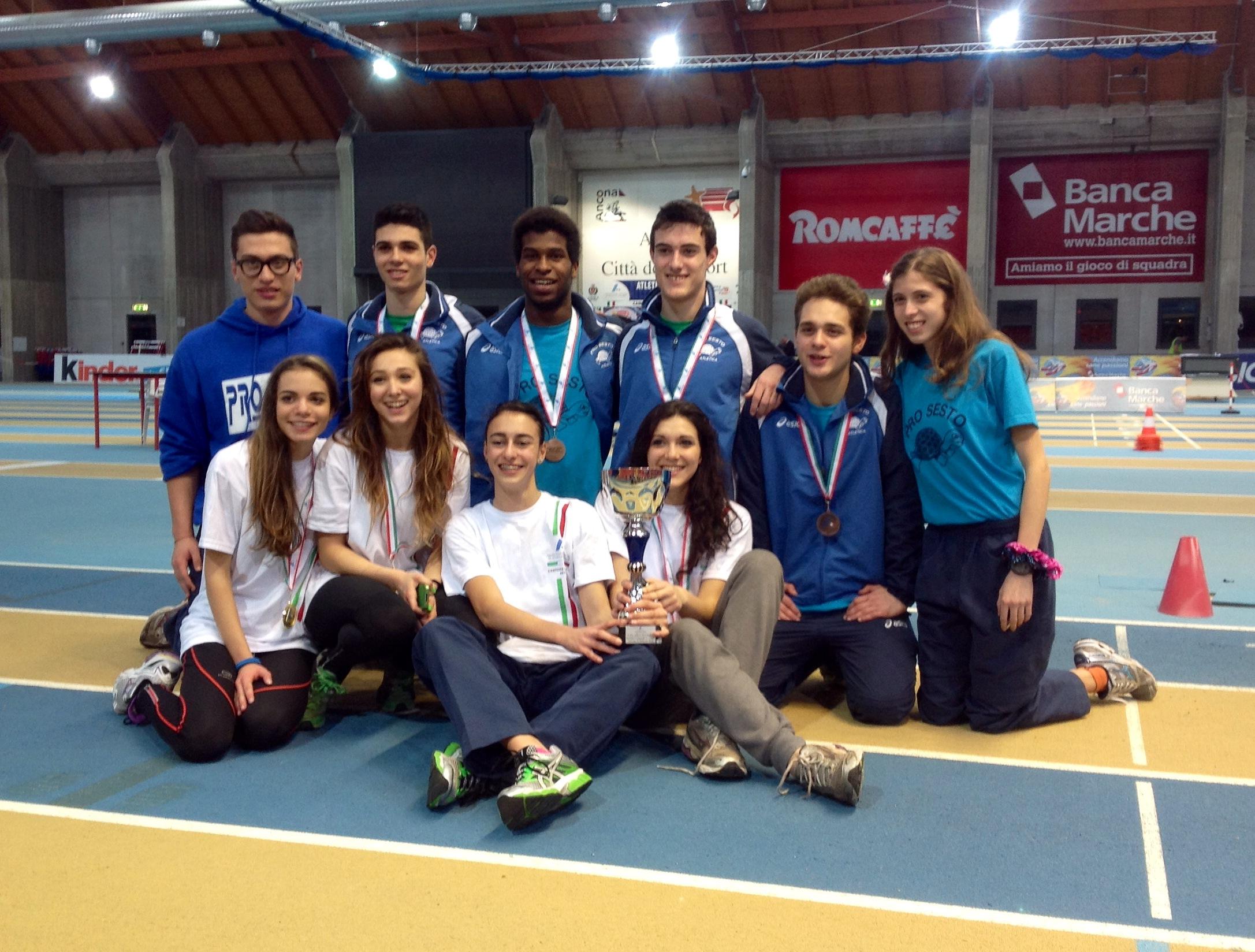 Campionati Italiani di categoria