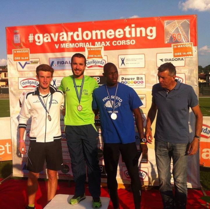 Meeting GAVARDO e Campionati Provinciali di Milano