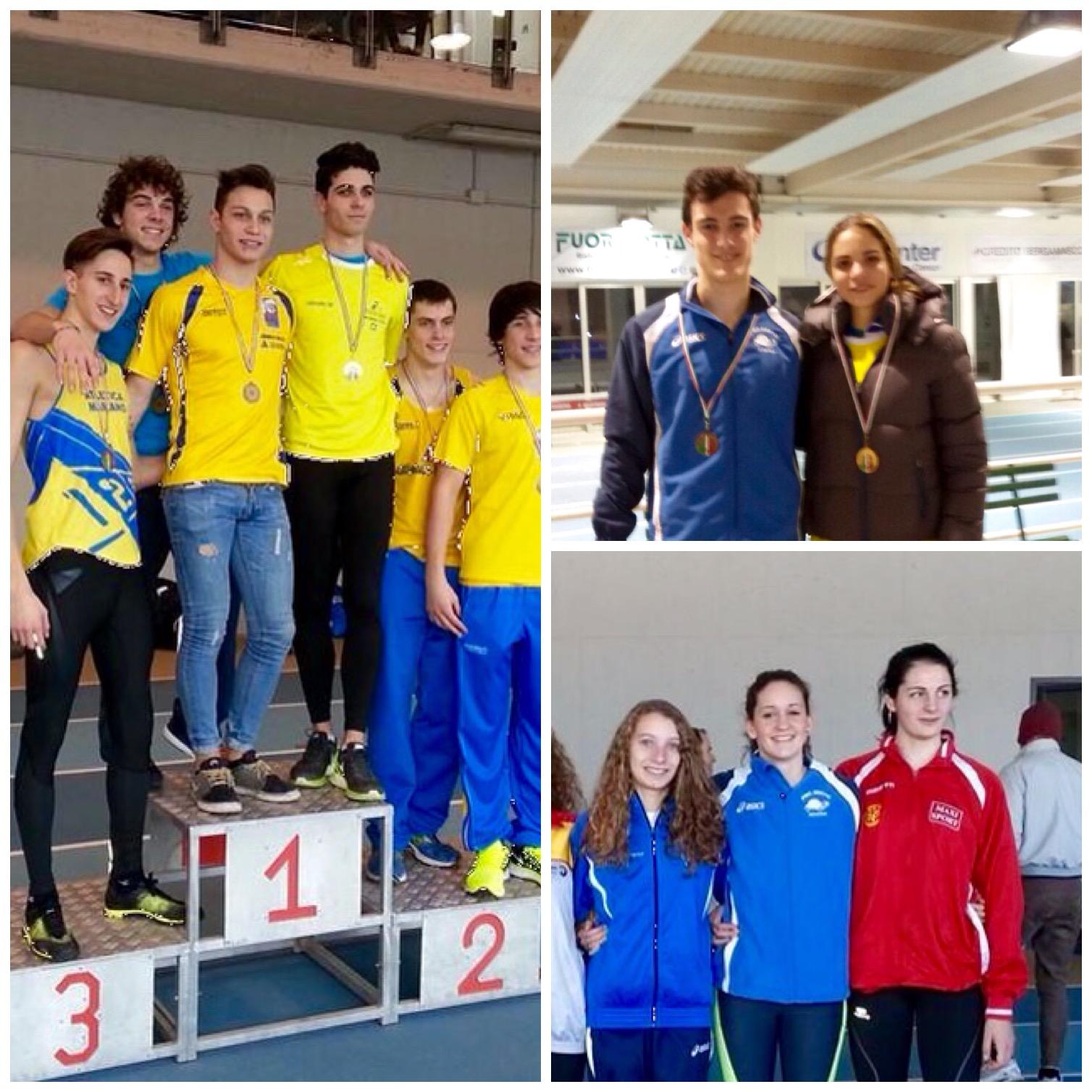 Campionati Regionali Allievi/e  7-8 Febbraio 2015 Bergamo e Saronno