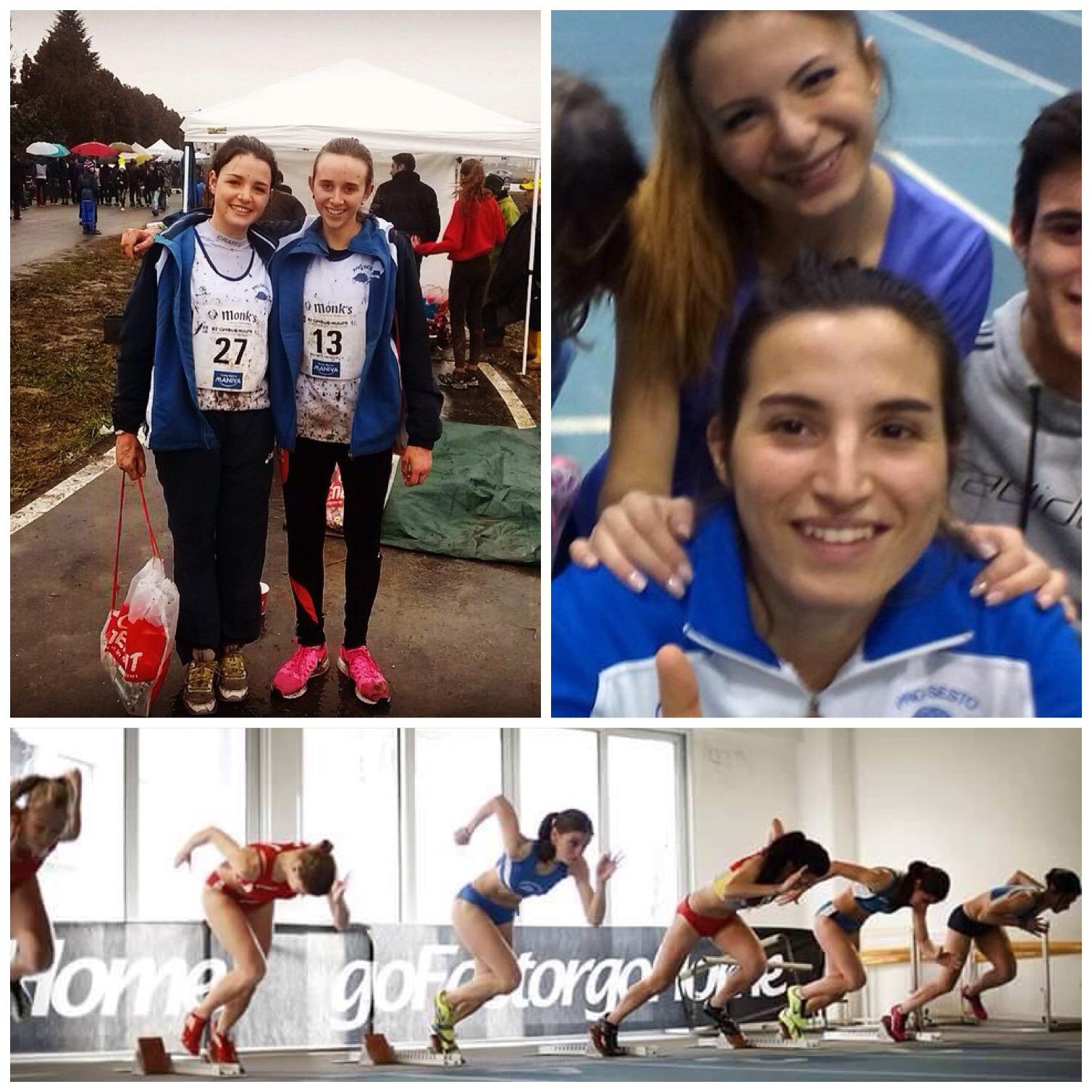 Campionati Regionali Assoluti – Cross Internazionale del 5 Mulini – indoor Padova