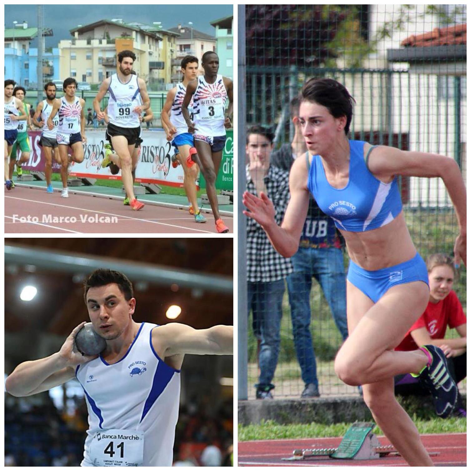 Campionati Regionali Assoluti 3^ fase CDS Assoluto- Busto Arsizio 27-28 Giugno