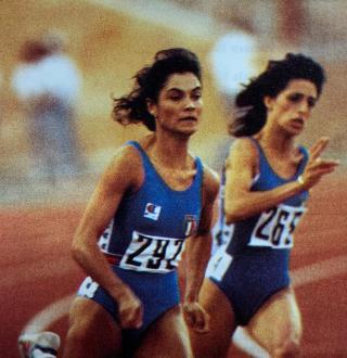 MARISA MASULLO grande atleta PRO SESTO