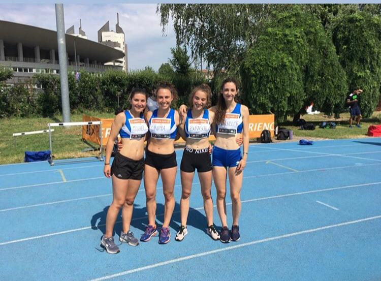 MEETING ATLETICA ELITE-BRUGHERIO-CONEGLIANO