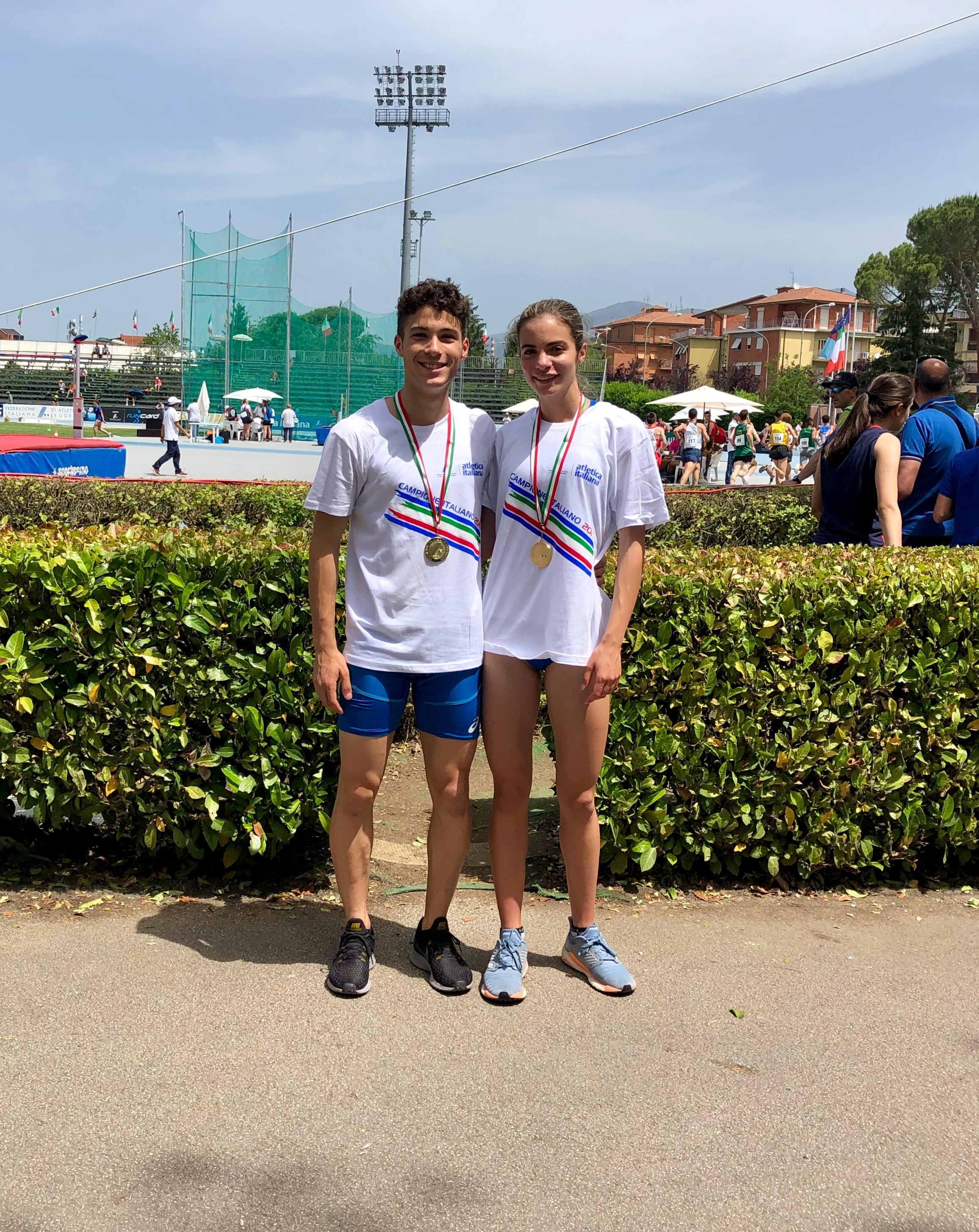 CAMPIONATI ITALIANI JUNIOR E PROMESSE – RIETI